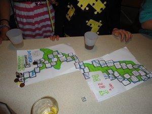 Kiwi Experience Board Game