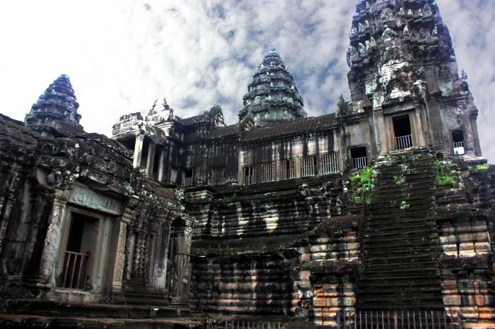 Angkor temples, Cambodia