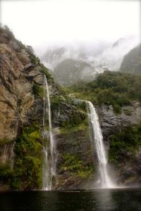 Breathtaking waterfalls