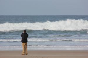 The Scottish coastline is terrific