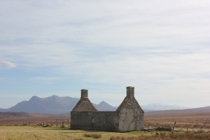North of Loch Hope