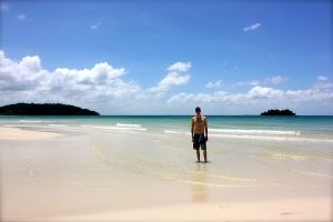 Pure natural beauty on Koh Rong