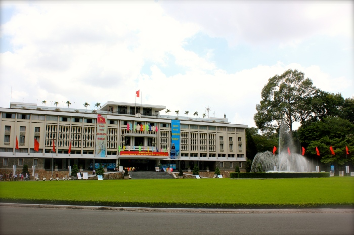 Re-Unification Palace