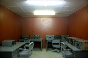Inside the Radio Room
