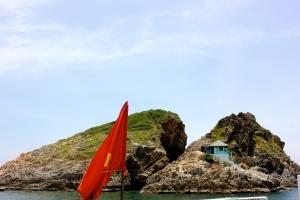 Beautiful Nha Trang bay