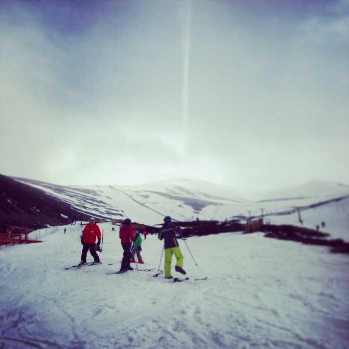 Scottish slopes have a lot to offer