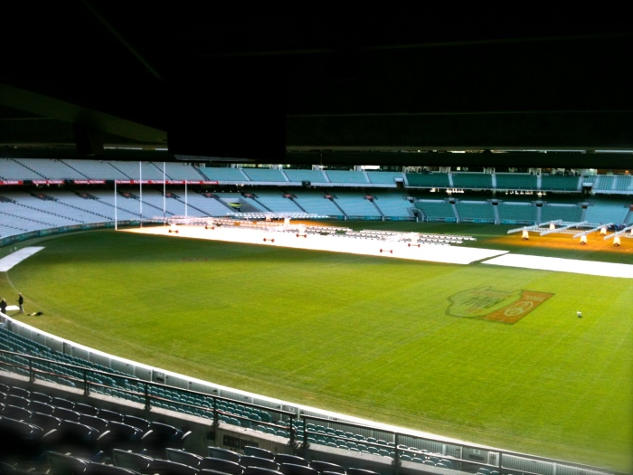 The MCG, tenth largest stadium in the world