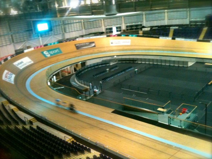 Velodrome - Track Cycling