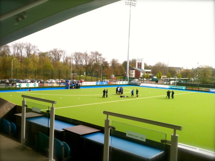Glasgow National Hockey