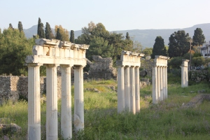 Glimpses of the past in Kos Town