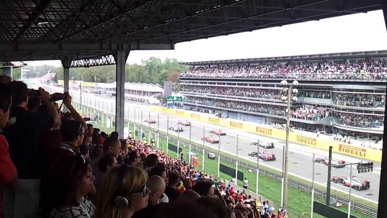 Image result for Centrale Grandstand monza
