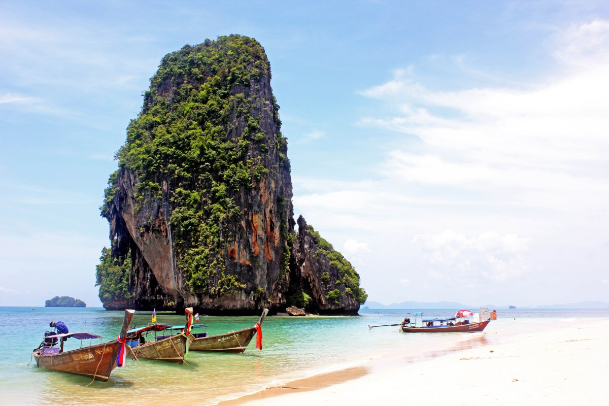 Krabi - Thailand's Most Beautiful Island Isn't An Island