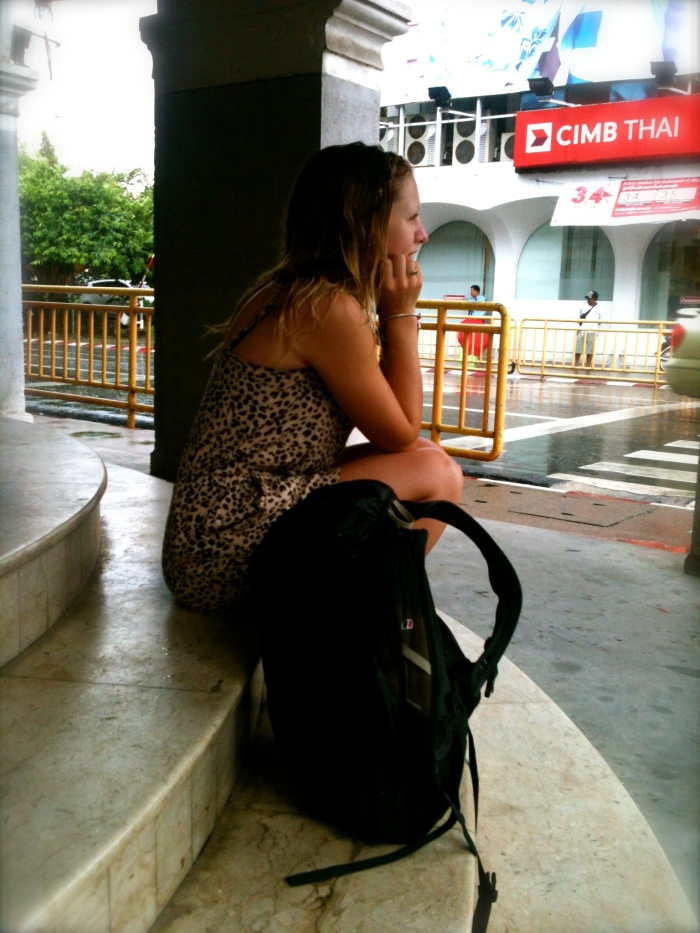 The Phuket rain gave us time to think