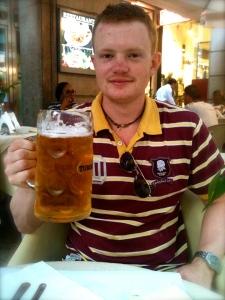 Beers on Vittorio Emanuele II