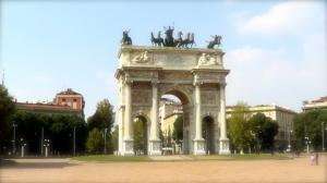 Napoleon's Arco della Pace