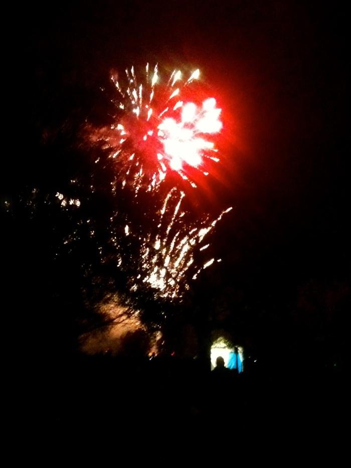More firework fun