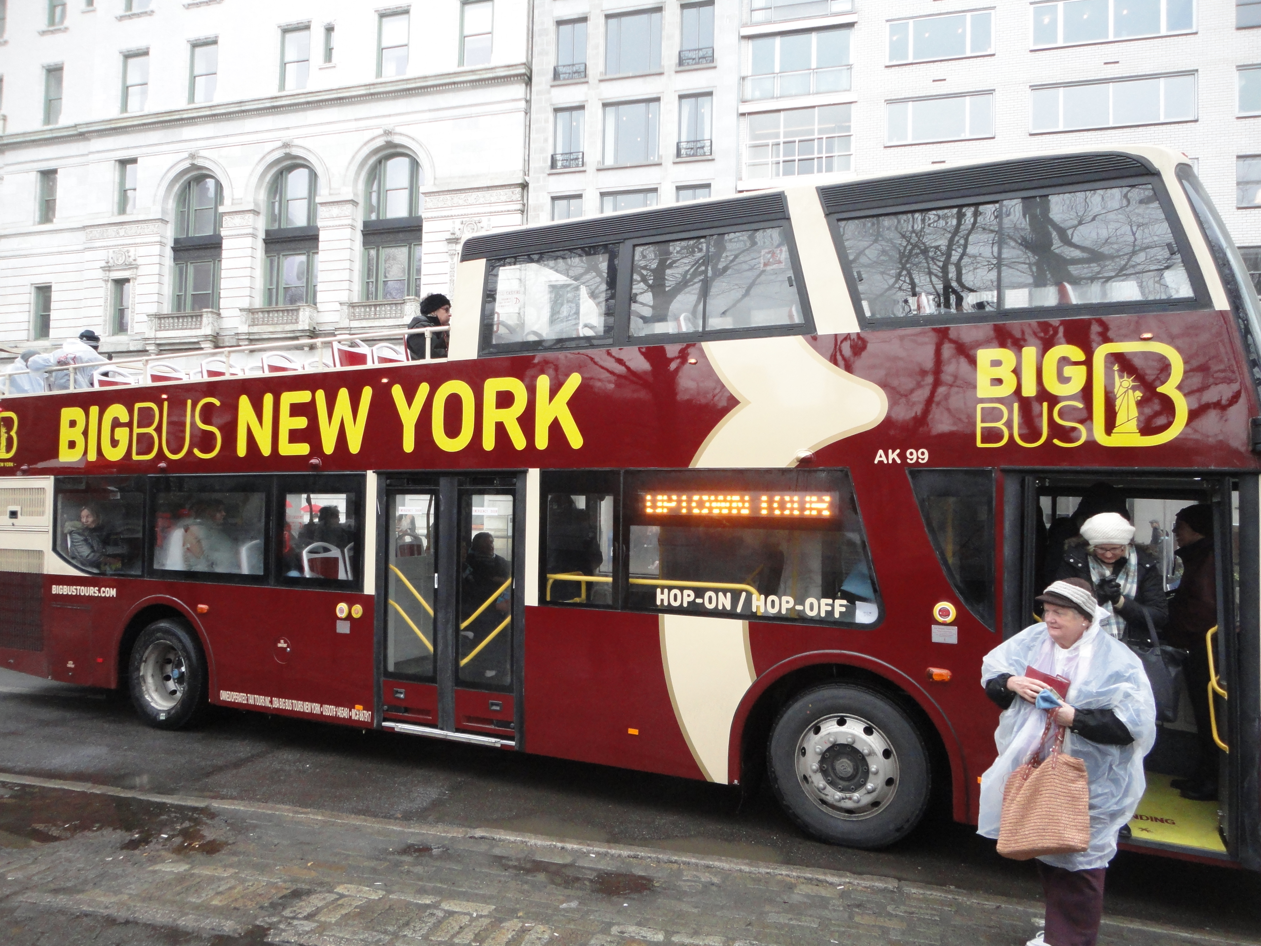 Nyc Sightseeing Tours By Bus