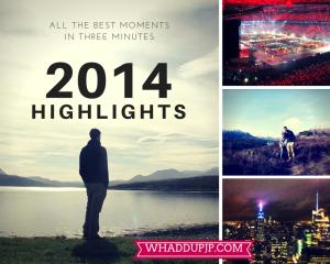 Video: Best of 2014