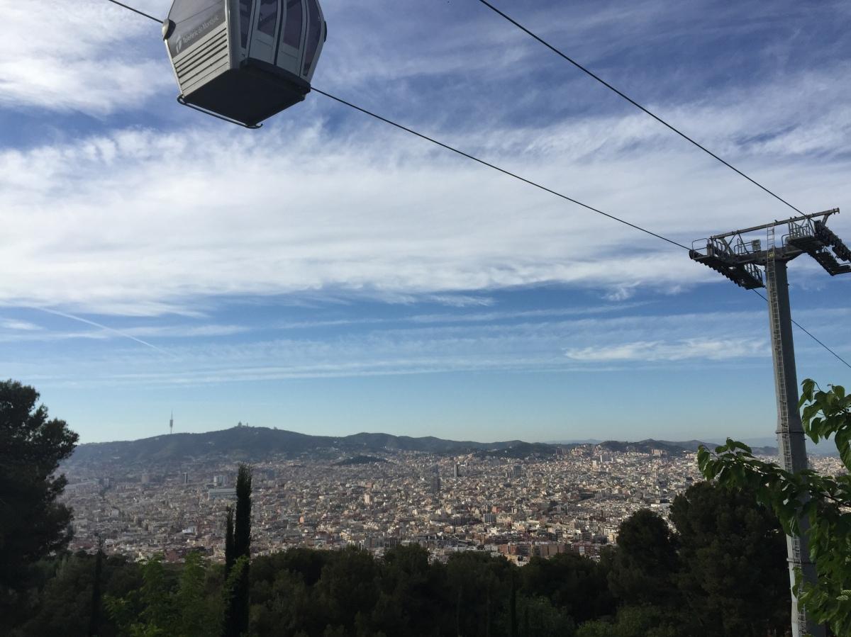Las Ramblas to Montjuic: exploring Barcelona