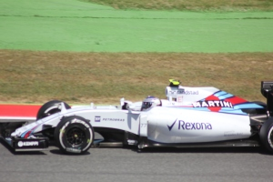 Williams Spain F1