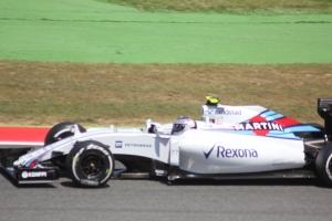 Williams Spain F1