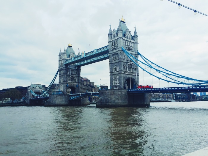 Tower Bridge is a fun and fairly cheap activity