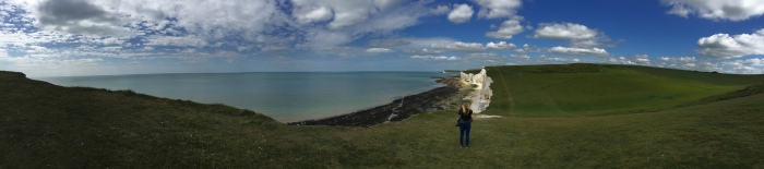 Beachy Head in Sussex is an easy day trip from London
