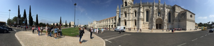 Lisbon - Monastery