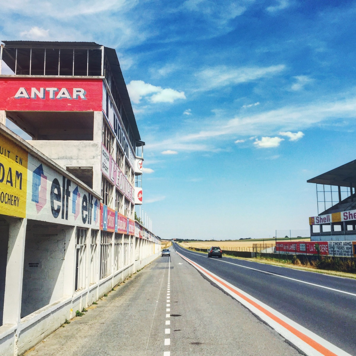 Le Mans and Reims - exploring France's motorsport heritage