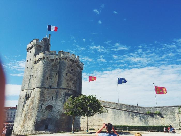 La Rochelle Castle