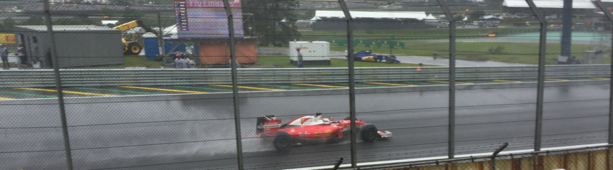 My First Brazilian Grand Prix