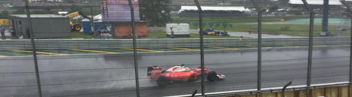 My First Brazilian Grand Prix