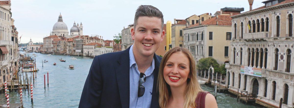 Getting Engaged in Venice